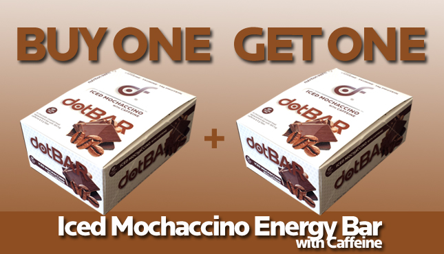 Iced Mochaccino Buy On Get One Free